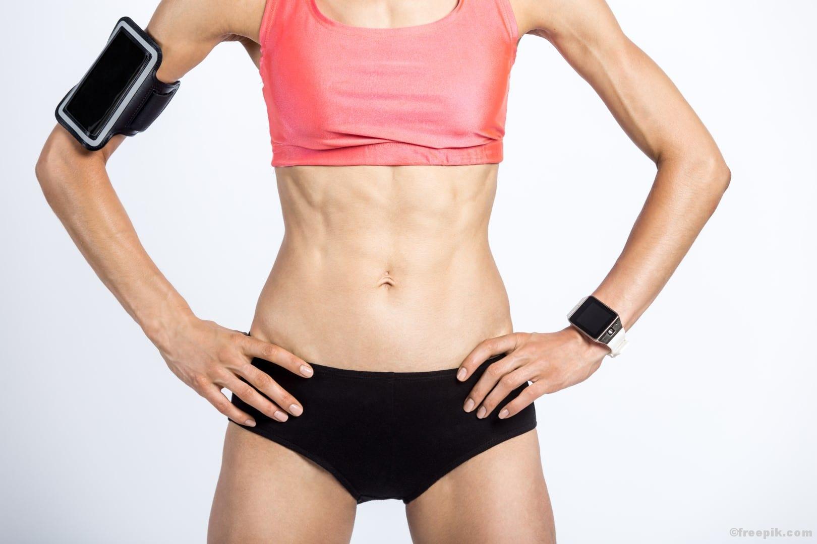Beckenboden-Training starke Mitte