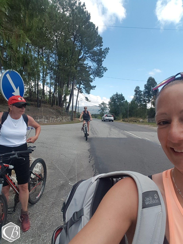 Fitnessreise Portugal Moledo Sporteventwoche Bike-Tour