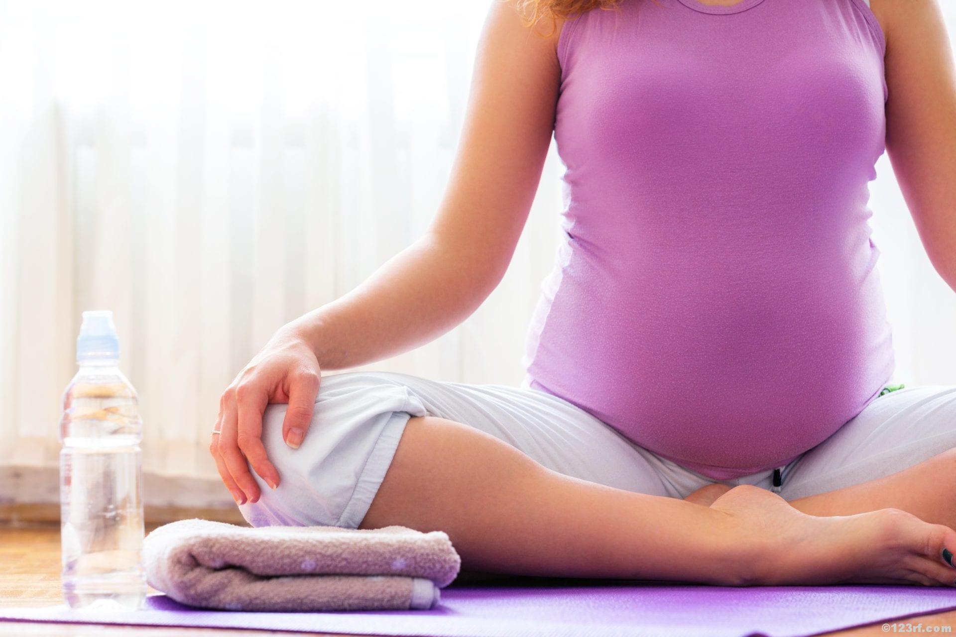 Beckenboden & Schwangerschaft