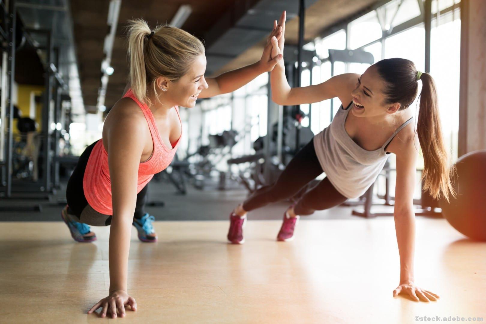 Personal Fitness Training - Fitness e!Motion ©stock.adobe.com