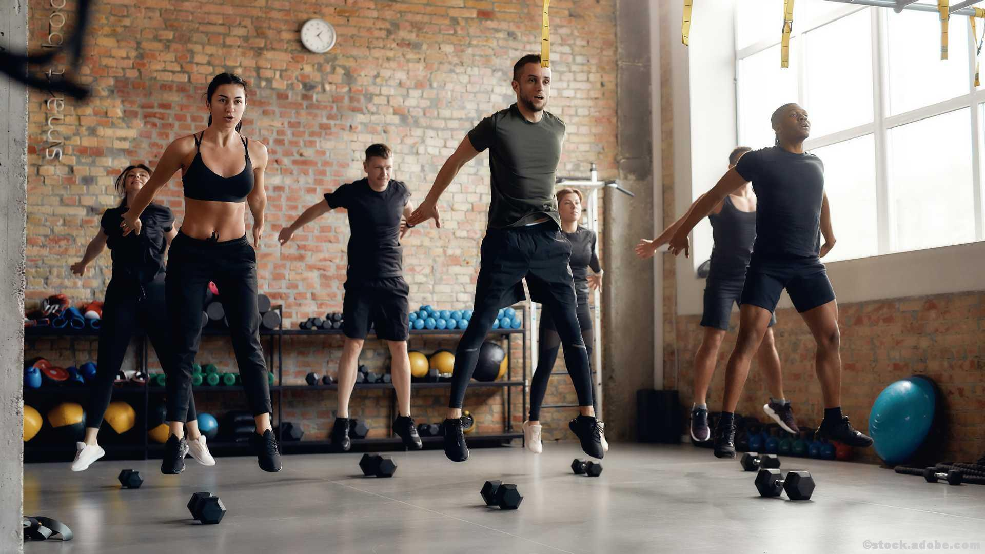 Functional Fitness HIIT