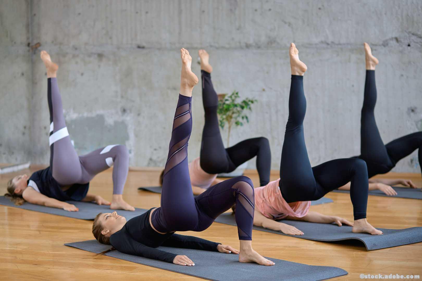 Gruppenfitness Fitness-Kurs
