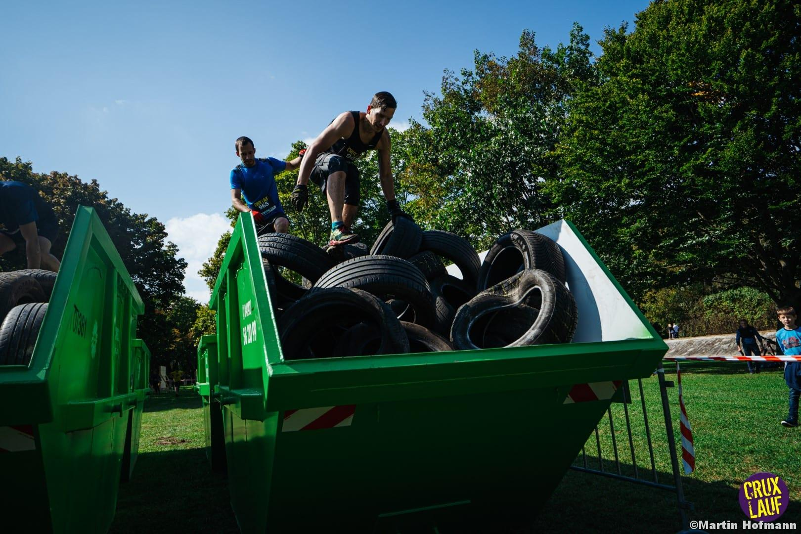 Obstacle Course Racing Hindernislauf Obstacle Run Crux Lauf Villach