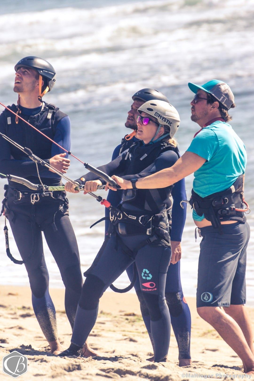 Portugal Moledo Fitnessreise Kiten Meer Sonne