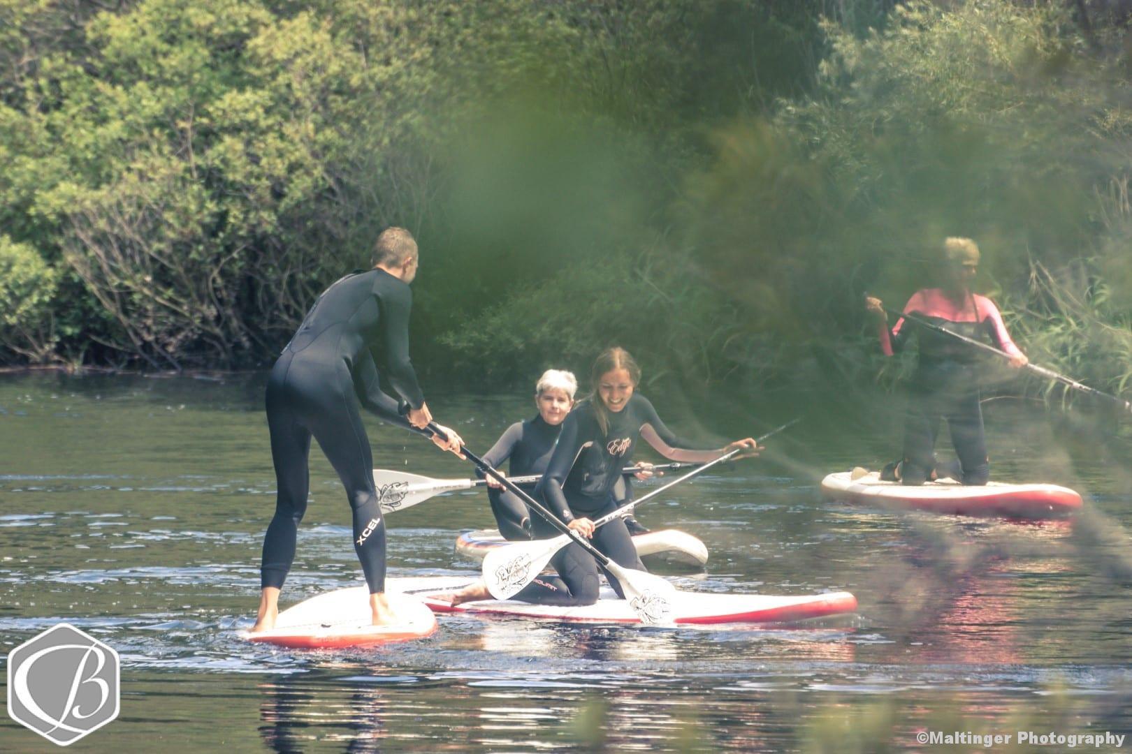 Fitnessreise Portugal Moledo Sporteventwoche Sup-Tour