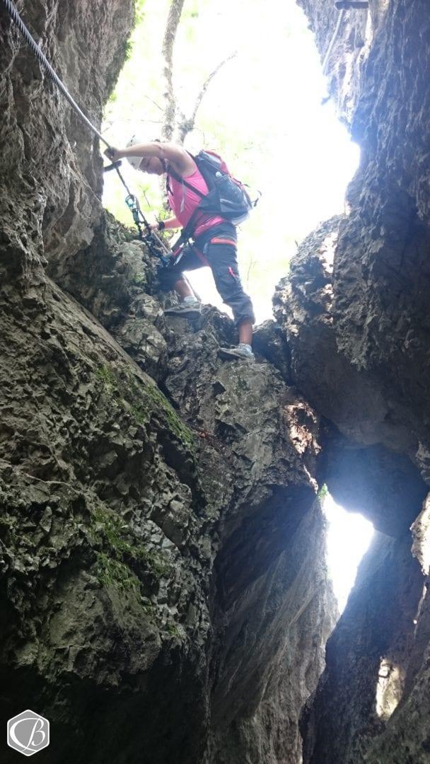 Klettern Klettermaxi Berge