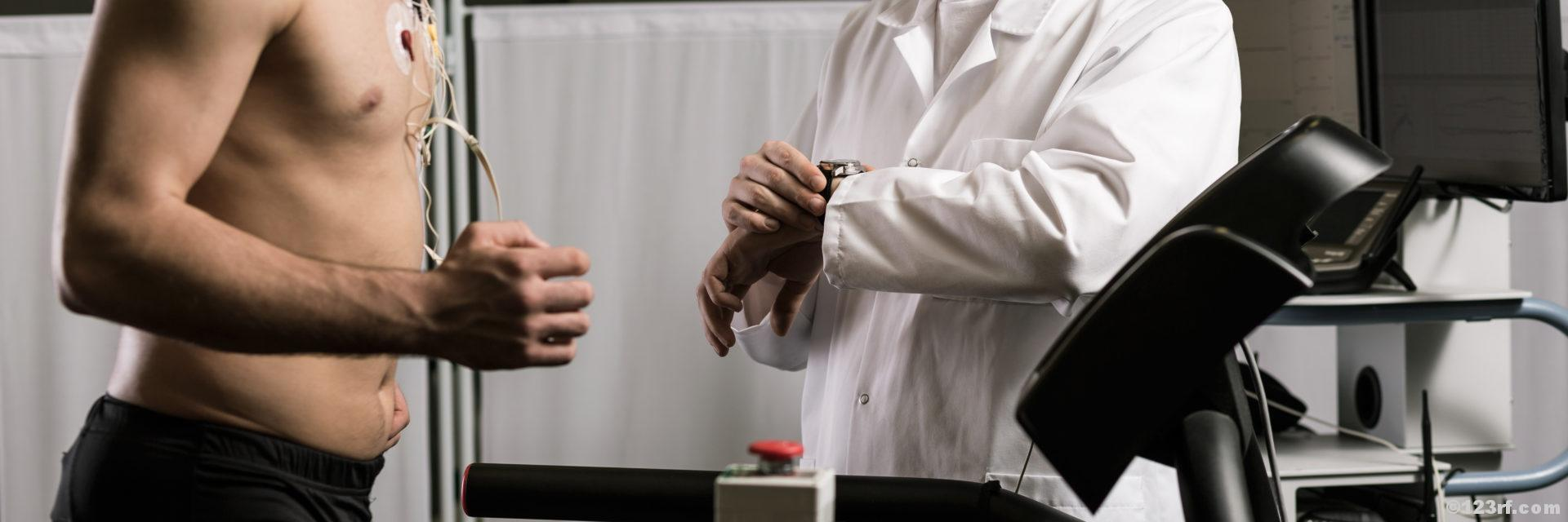 Stoffwechselanalyse Spiroergometrie Diagnostik