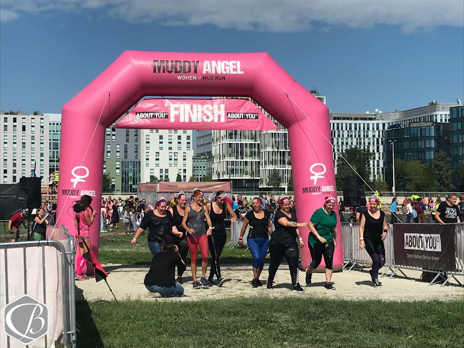 Angel Muddy Run 2018 - Fitness e!Motion