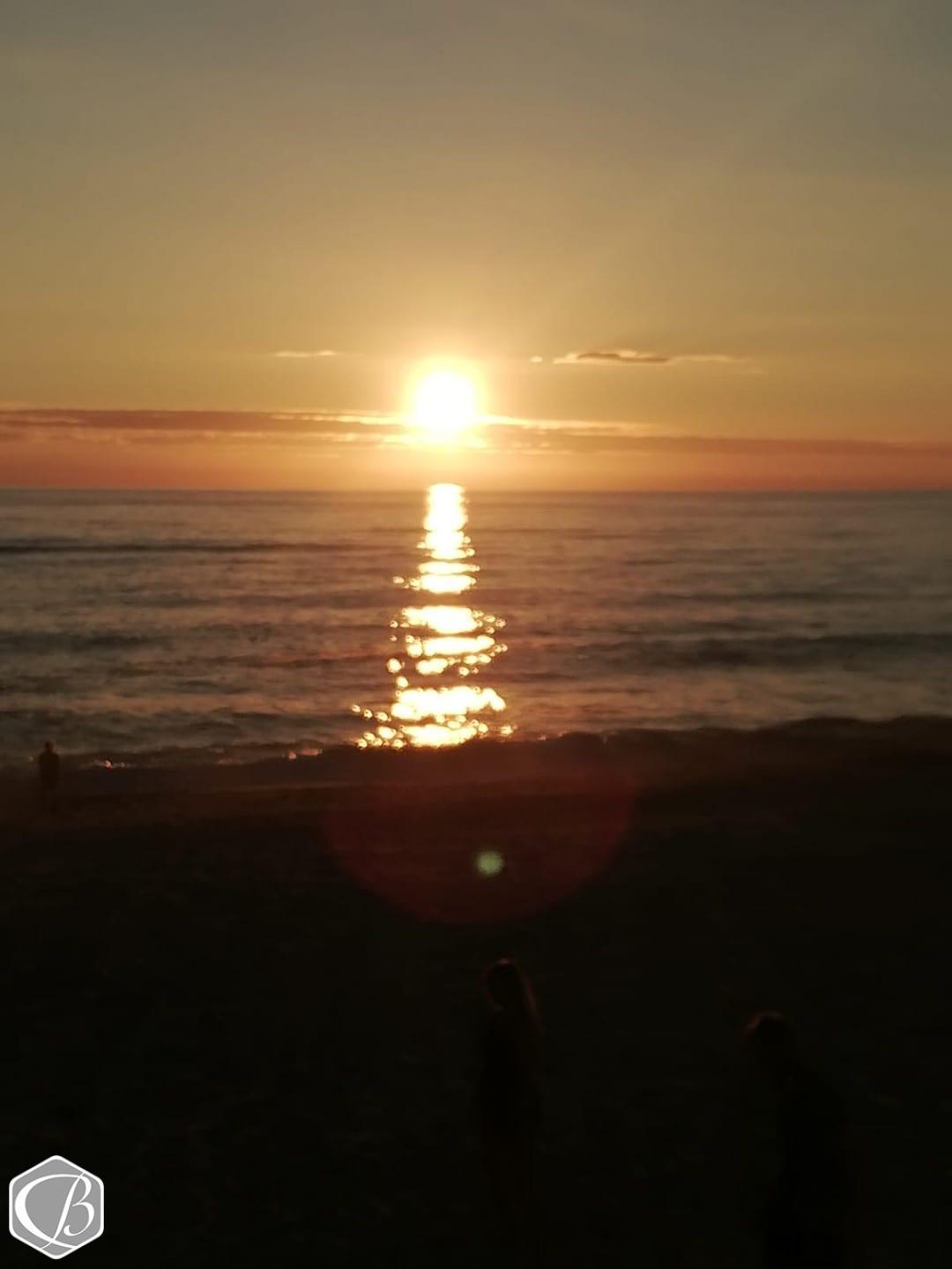 Fitnessreise Portugal Moledo Sporteventwoche Sunset