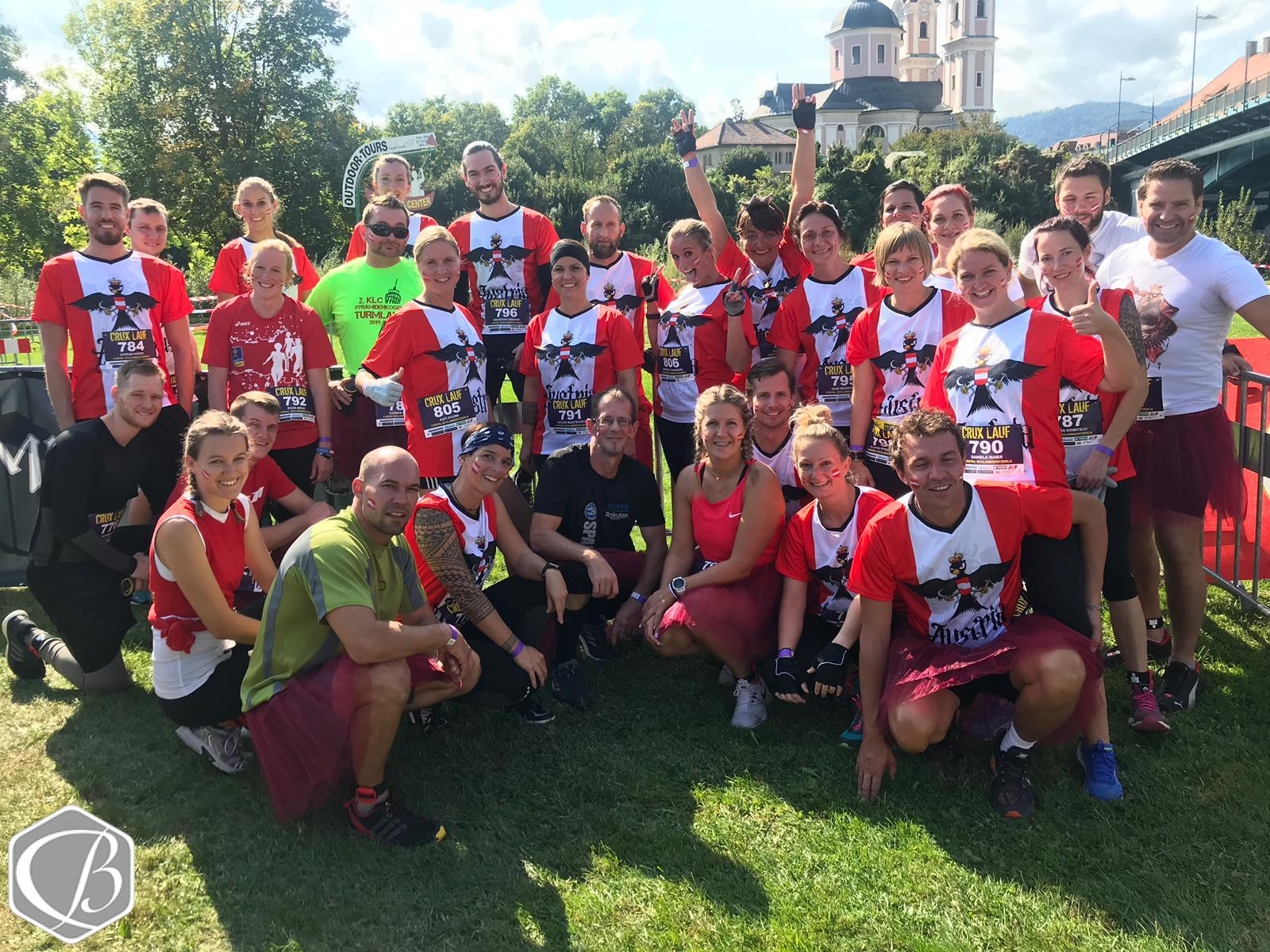 Obstacle Course Racing Hindernislauf