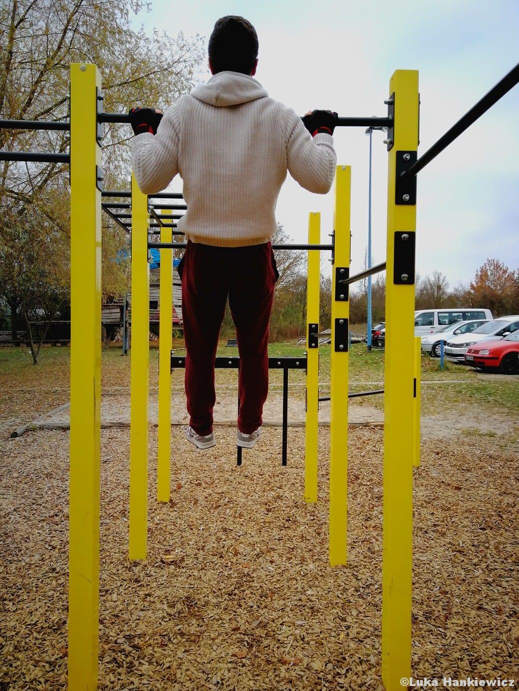 Calisthenics Klimmzug Bodyweightübung Funktionelles Training