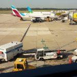 Portugal Lissabon Flughafen Wien Abflug