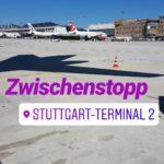 Portugal Lissabon Zwischenstopp Stuttgart