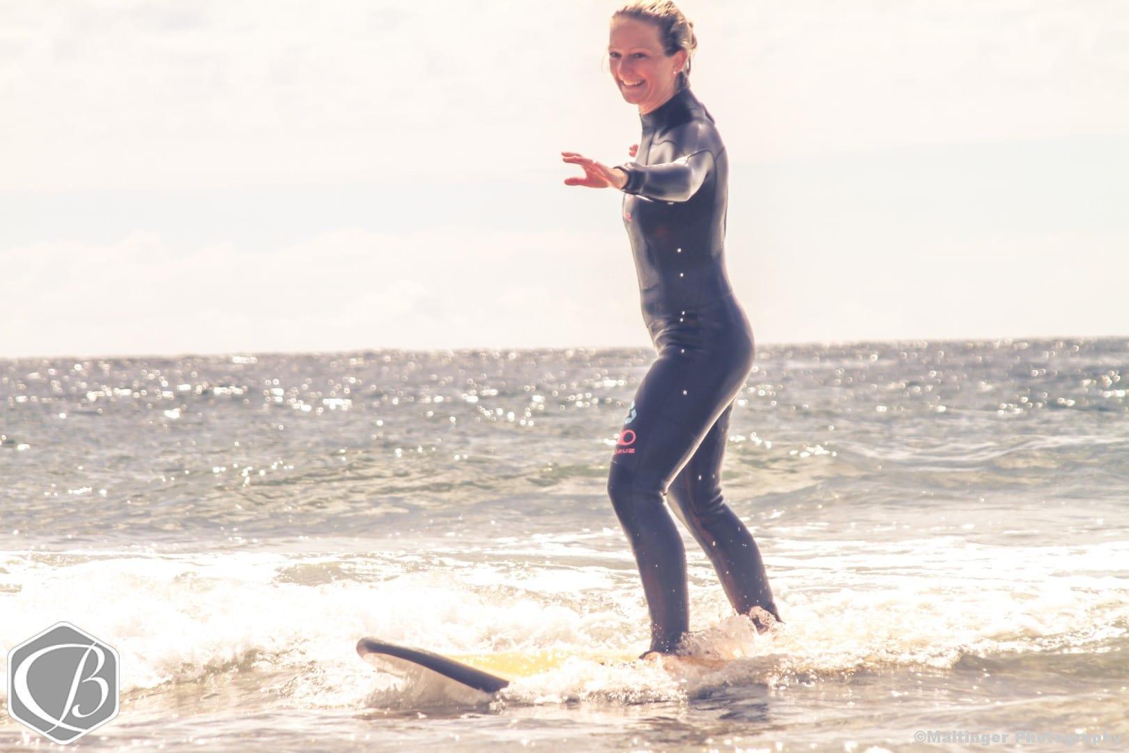 Portugal Moledo Fitnessreise Sufen Wellenreiten Meer Sonne