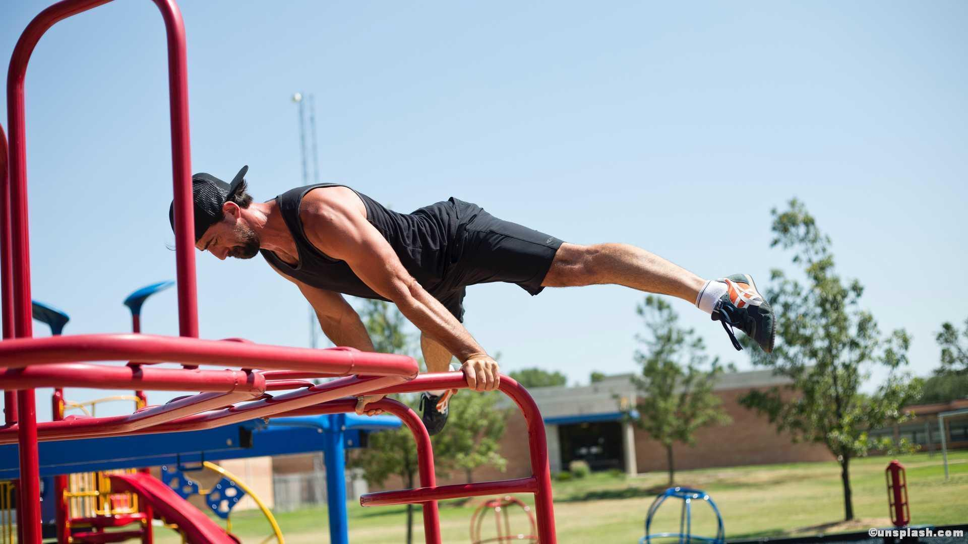 Planche Calisthenics Bodyweightübung Funktionelles Training