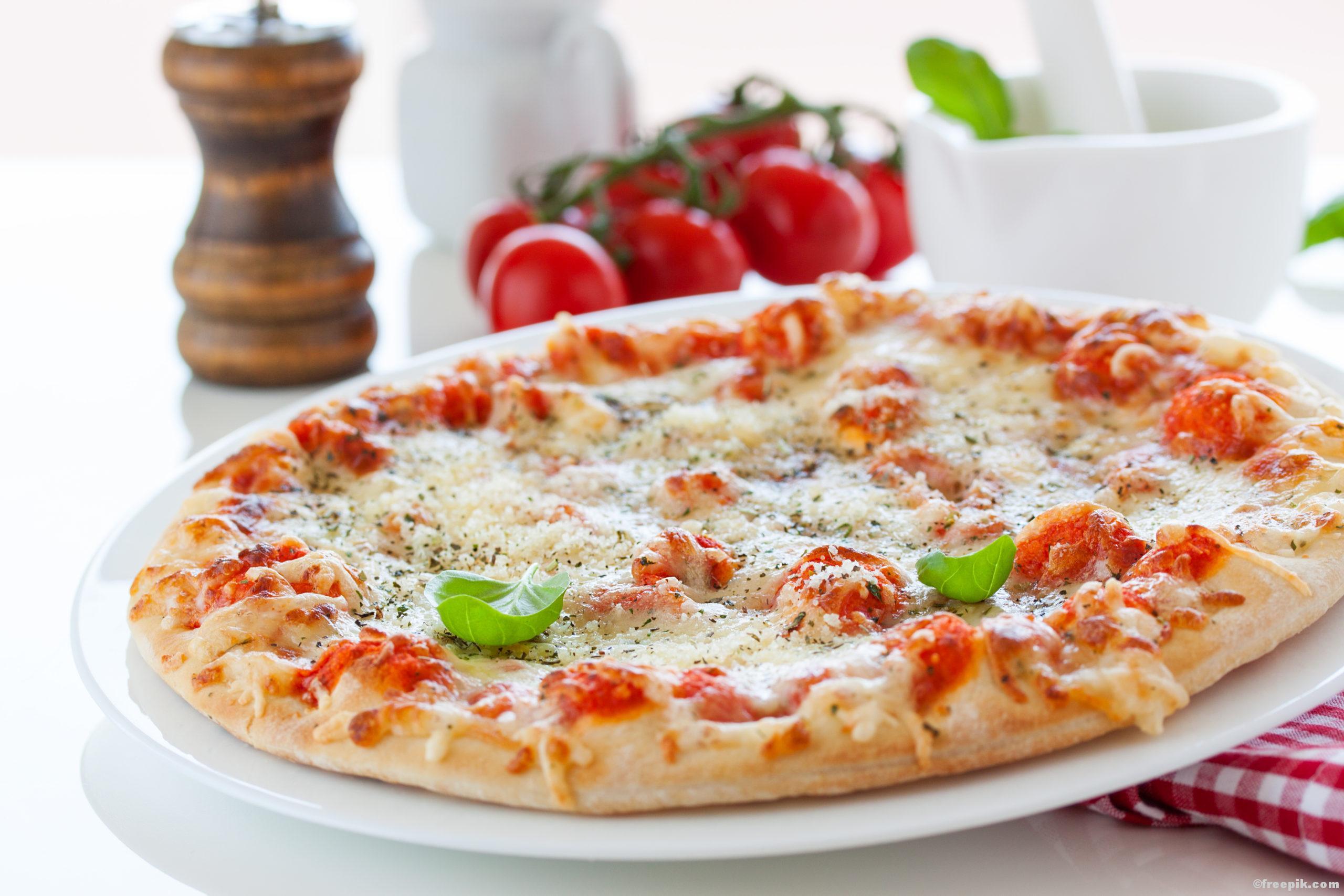 Pizza Säure-Basen-Haushalt