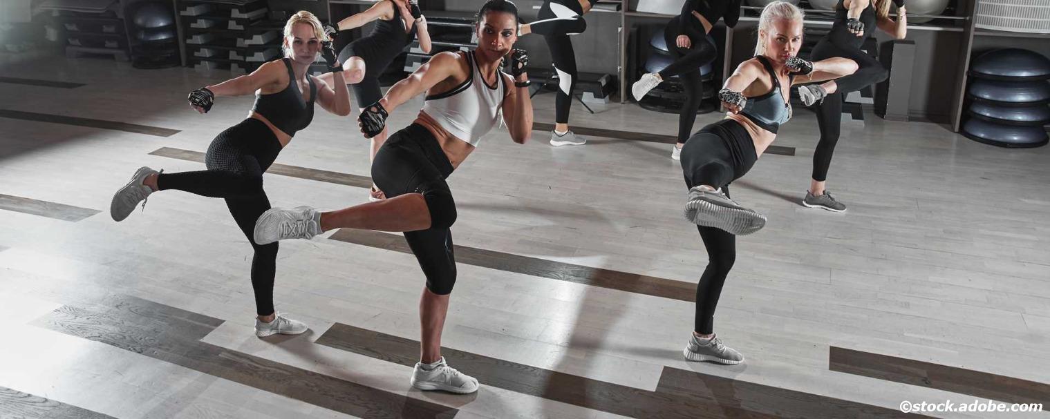 Piloxing Boxen Pilates Tanz Workout Intervalltraining Koordination Gruppendynamik