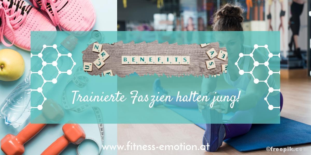 Faszien faszinieren Teil 3 - Fitness e!Motion