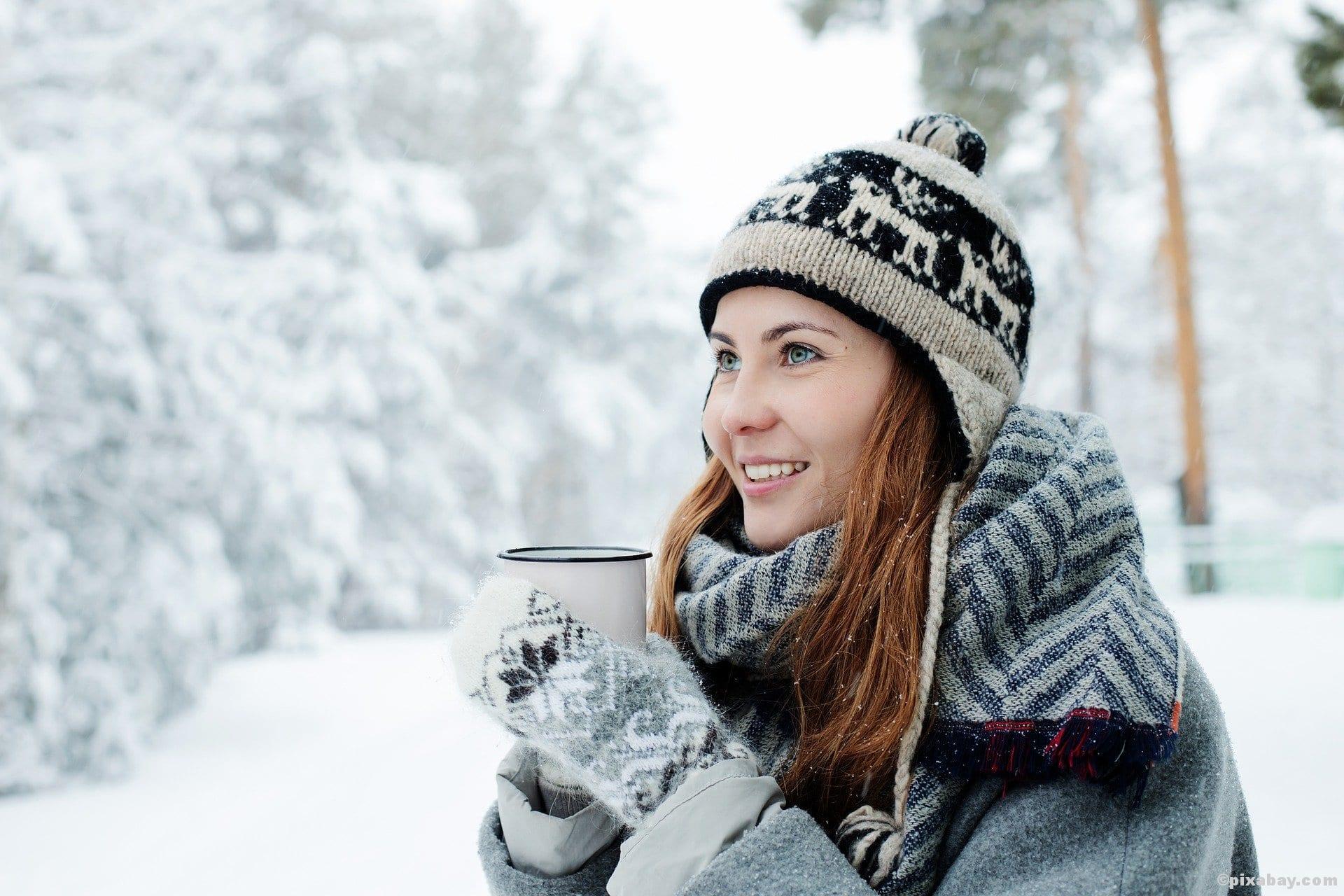 Kalte Füße Winter Frostbeule Winterfit