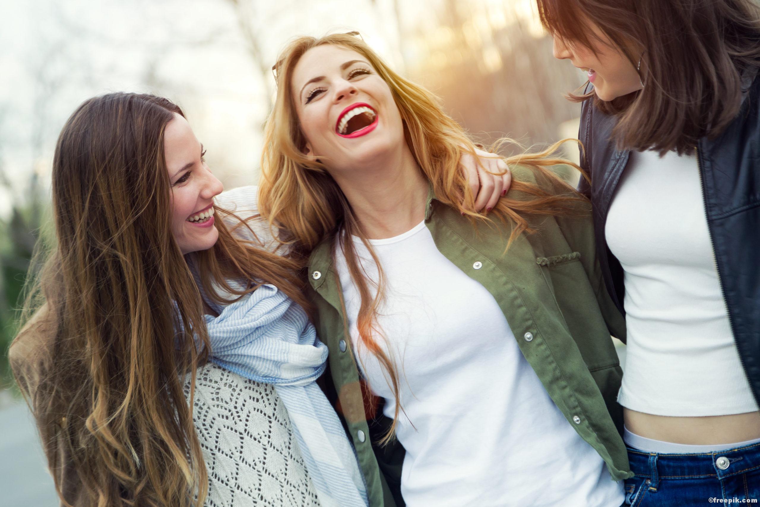 Wunderwerk Mensch! Wusstest du schon, dass lachen glücklich & gesund macht?