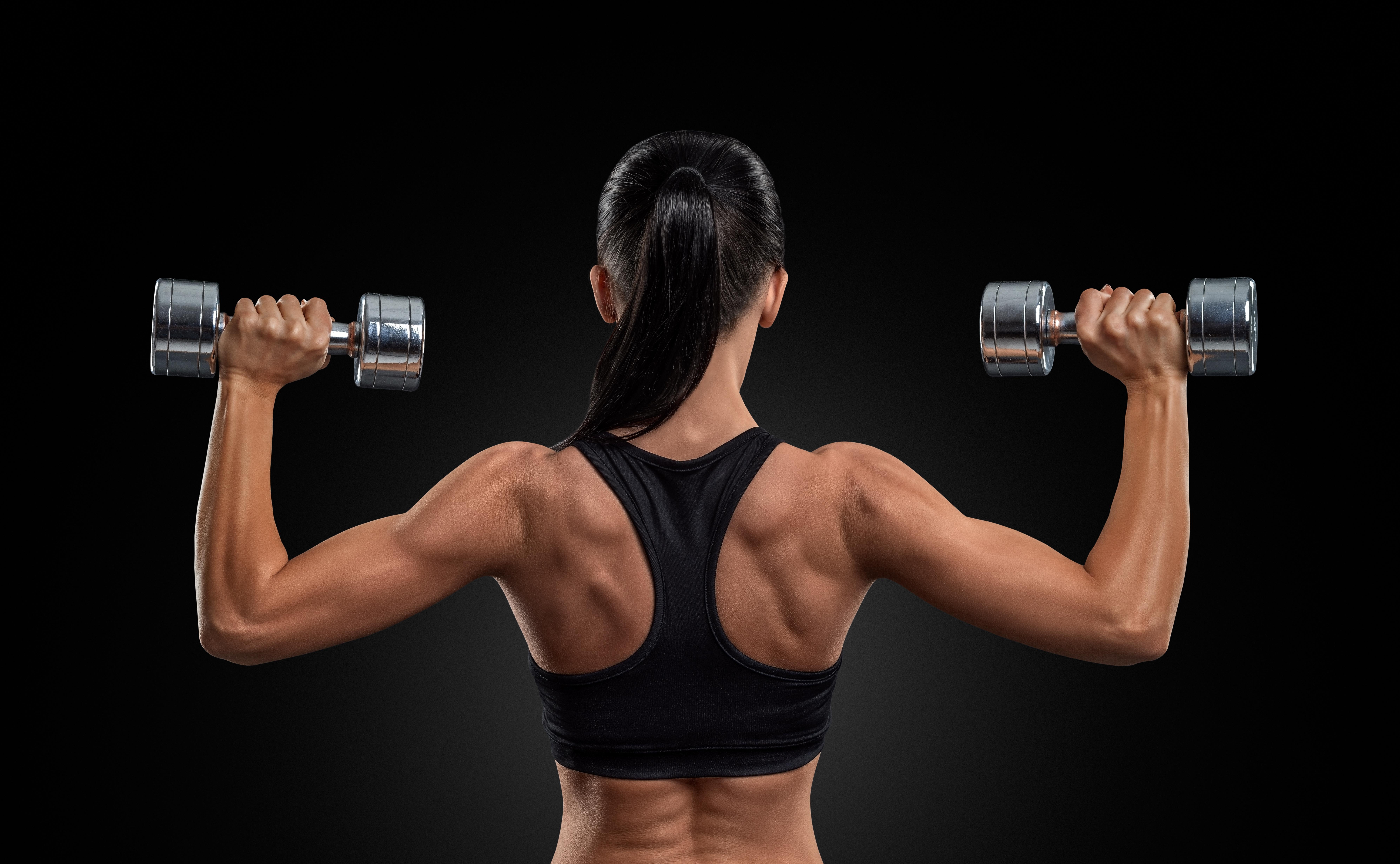 Wunderwerk Mensch! Wusstest du schon, dass du bis zum Alter von 65 Jahren ca. die Hälfte deiner Muskelmasse verlierst?
